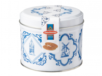 Daelmans blue tin