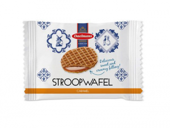 mini stroopwafels single