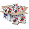 Chocolate cube case of 8
