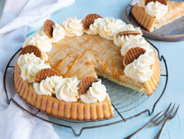 Stroopwafel pie recipe